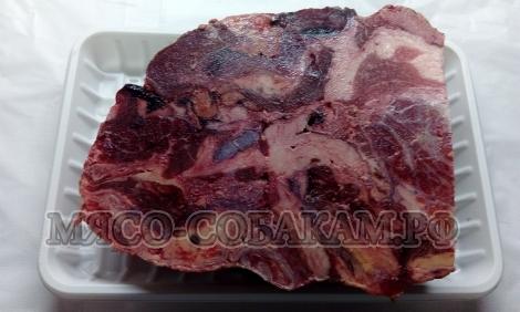 Мясо голов говяжьих